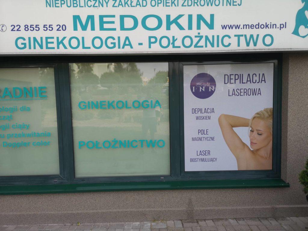 Folie reklamowe Warszawa 5
